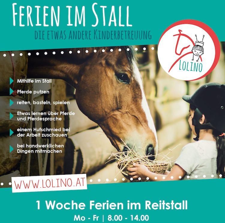 Ferien im Pferde Stall - Burgenland
